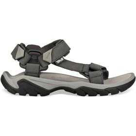 Teva Terra Fi 5 Universal Leather Sandals Men dark shadow